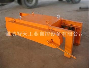 手动卸铁式永磁除铁器